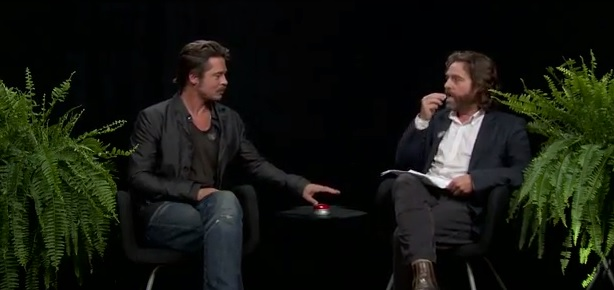 between two ferns brad pitt