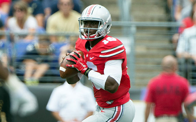 JT BARRETT DISTURBANCE
