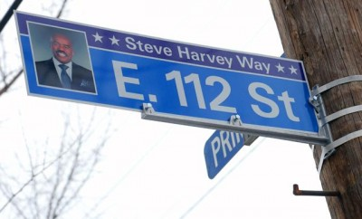 Steve Harvey way