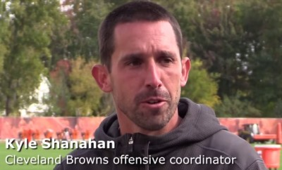 shanahan browns