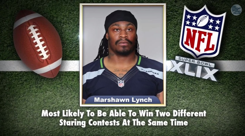 marshawn lynch superlative