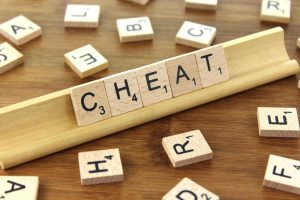 Cheating- the how, why and who